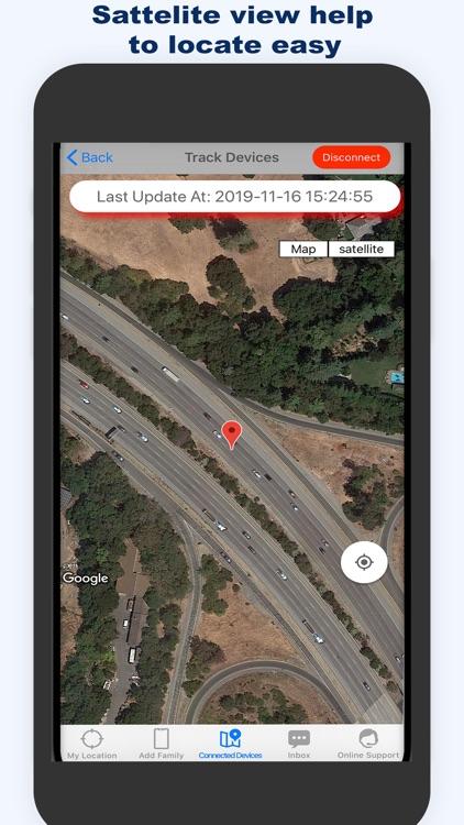 mobile-tracker screenshot-3