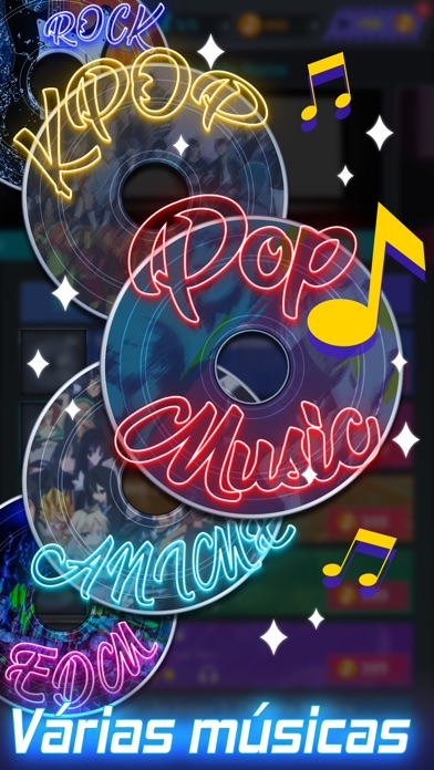Screenshot for Tap Tap Music-Pop Songs in Brazil App Store