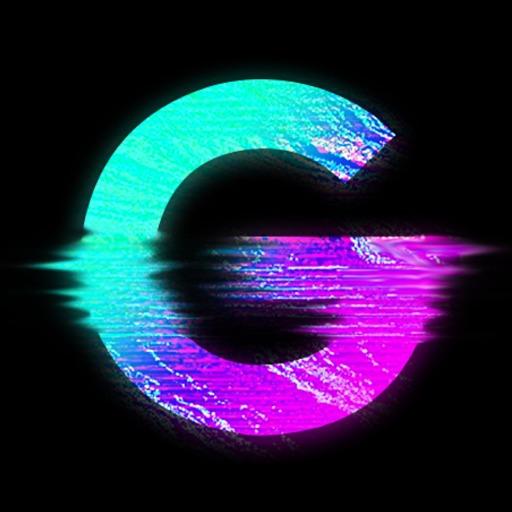 Glitch Cam - Video Effects app logo