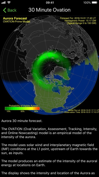 AuroraWatch UK Aurora Alerts screenshot-4