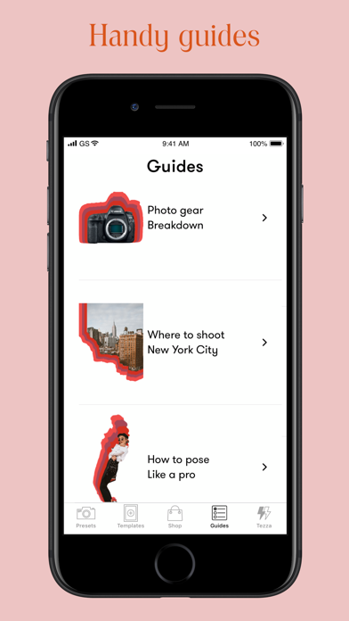 Related Apps: Tezza - by Cole Herrmann - Photography