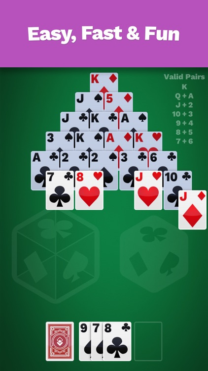 Pyramid Solitaire Cube By Tether Studios
