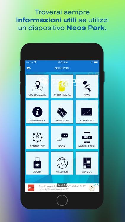 Neos Park App screenshot-4
