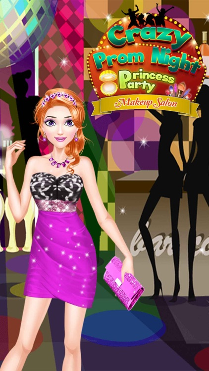 Prom Night Princess Makeover @