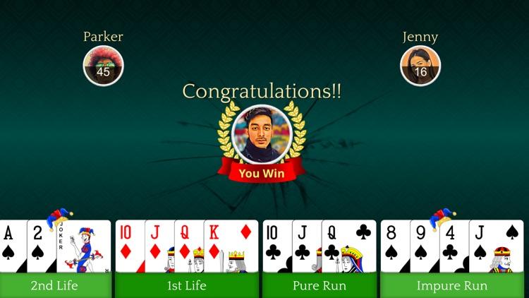 Indian Rummy Game screenshot-4