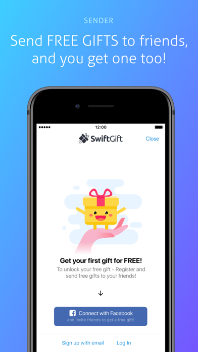SwiftGift by Polemur Ltd (iOS, United Kingdom) - SearchMan
