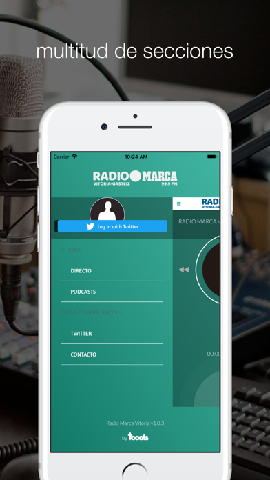 Radio Marca Vitoria screenshot three