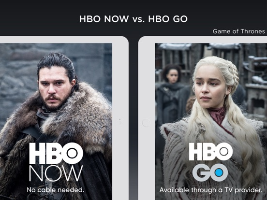 HBO GO: Stream with TV Package by HBO (iOS, United States
