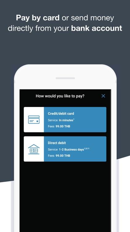 WesternUnion TH Money Transfer screenshot-3