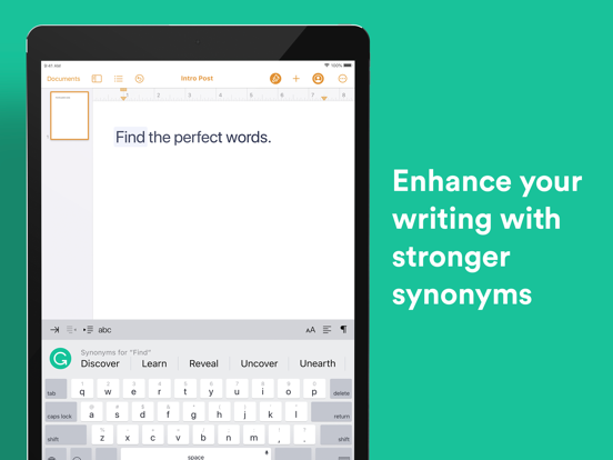Grammarly - Writing Assistantのおすすめ画像3