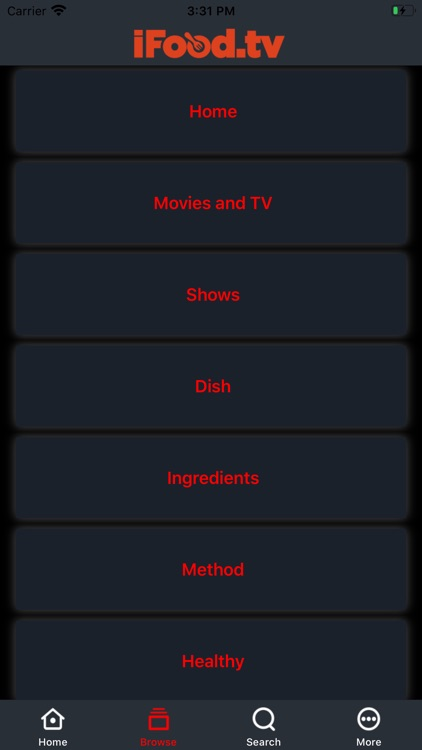 iFood.tv video recipes screenshot-3