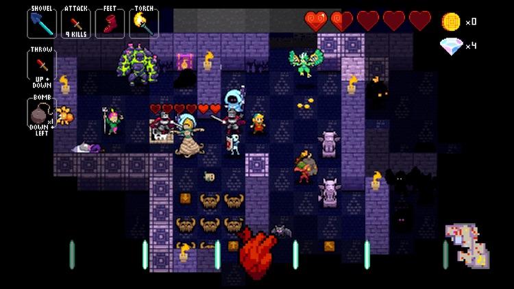 Crypt of the NecroDancer screenshot-3