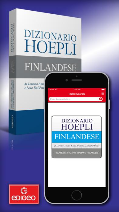 点击获取Dizionario Finlandese Hoepli