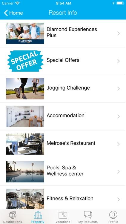 Diamond Resorts™ screenshot-4
