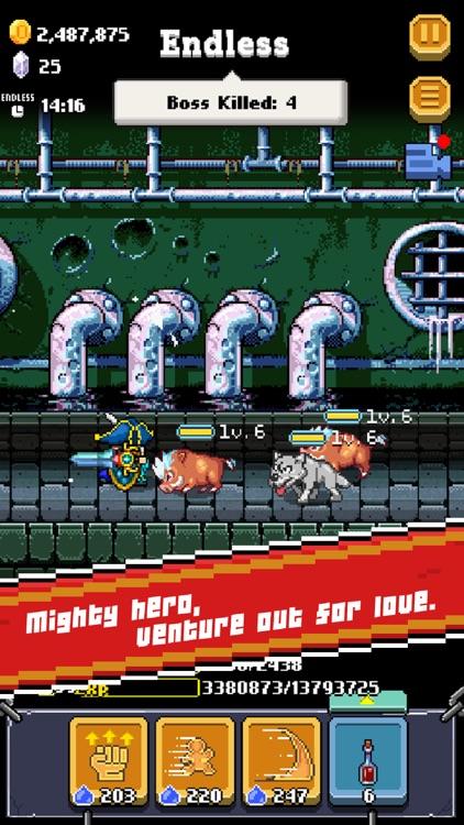 The Mighty Hero screenshot-3