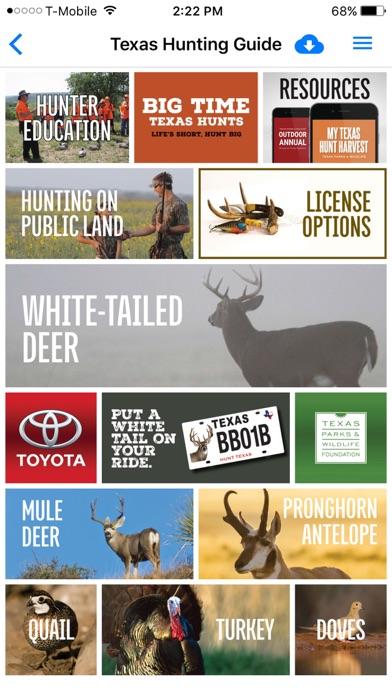 messages.download TX Parks & Wildlife magazine software