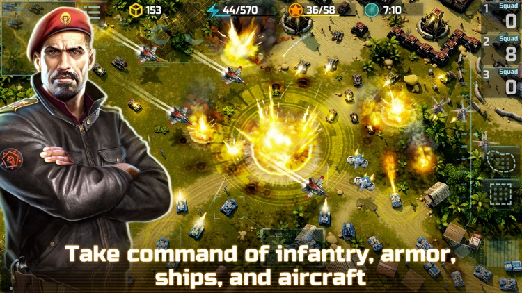 Art Of War 3:RTS Strategy Game screenshot-0