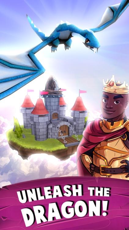 Castle Fusion Idle Clicker screenshot-5