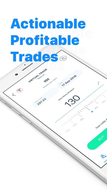 Spiking Stock Exchange Trading screenshot-6