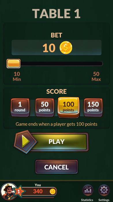 Hearts - Offline Card Games screenshot 5