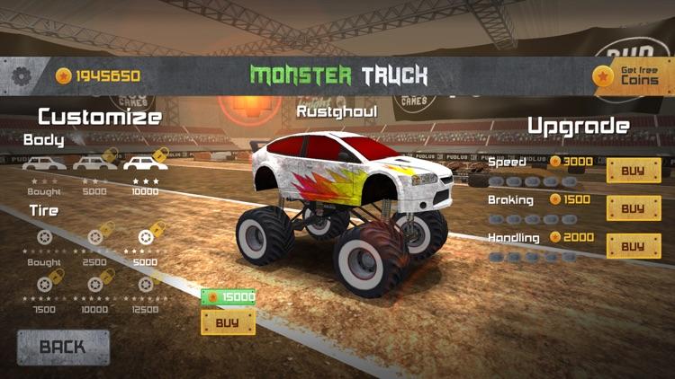 Monster Truck Fever Driving screenshot-5