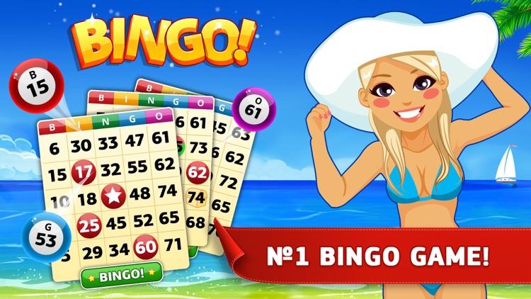 BINGO! Tropical Beach World screenshot-0