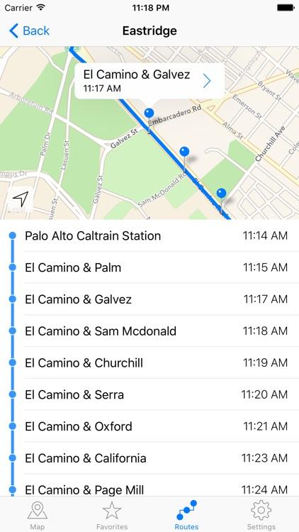 San Jose Transit screenshot-3