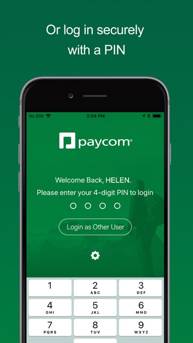 Paycom by Paycom (iOS, United States) - SearchMan App Data