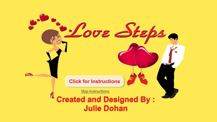 LOVE STEPS DOOR