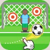 指尖点球-踢足球射门游戏