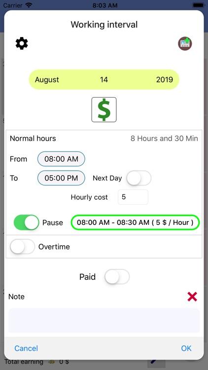 Working Hours 4b screenshot-3
