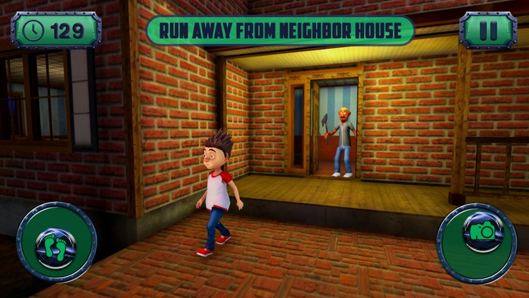 Next Scary Neighbor Home Door screenshot-4