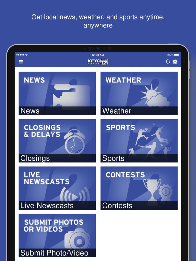 KEYC TV News 12 on the App Store
