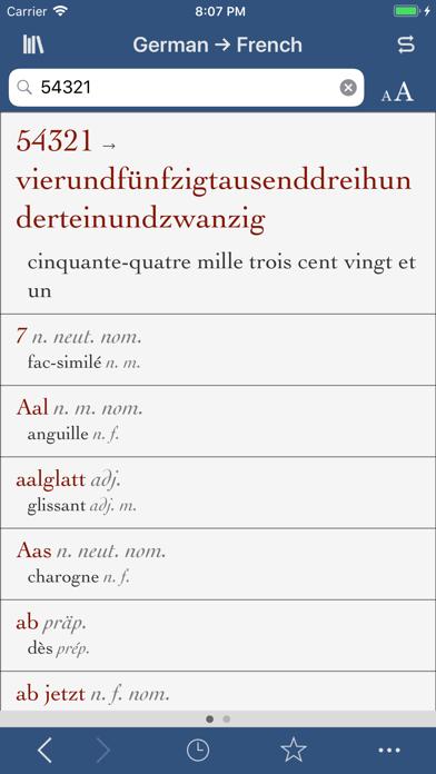 Ultralingua French-Germanのおすすめ画像3
