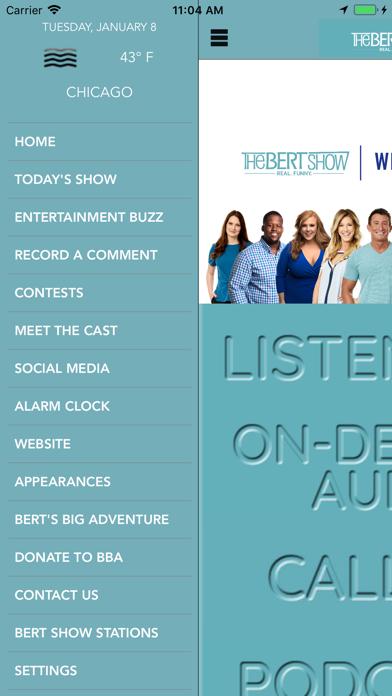 The Bert Show screenshot two