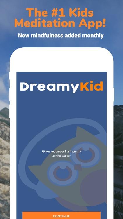 DreamyKid Meditation App screenshot-0