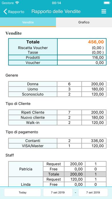Screenshot of Tap POS vendite di inventario4