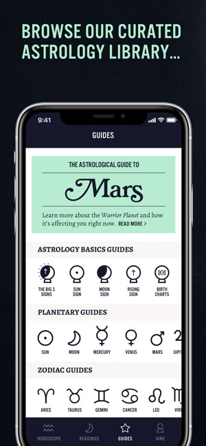 Astrology based dating service