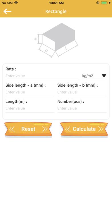Calc For Paint 2019 screenshot 4