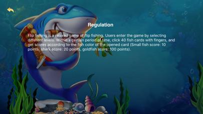 Happy fishing flop game screenshot #2