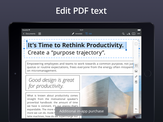 PDF Expert by Readdle Screenshots