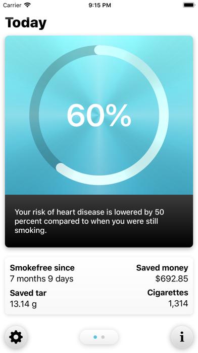 Smokefree - Quit smoking Screenshots