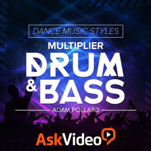 Drum & Bass Dance Music Course