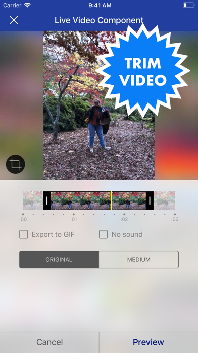 ShareLive screenshot three
