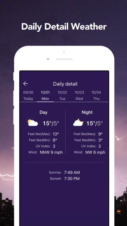 Weather - Live Weather Radar screenshot-6
