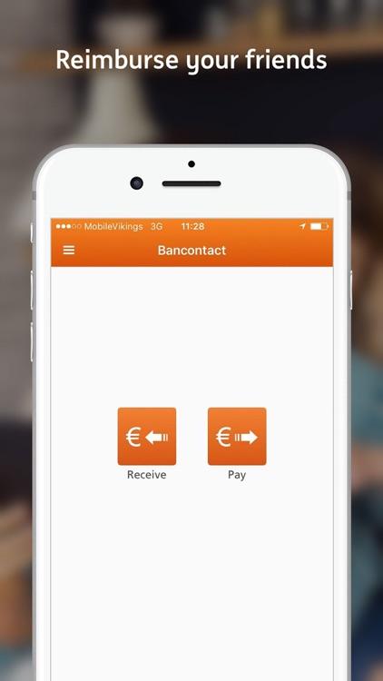 ING Smart Banking for iPhone screenshot-3