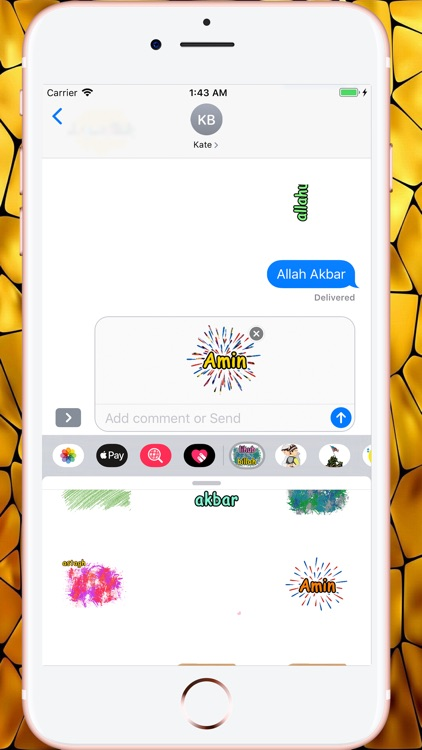 Muslim Everyday Conversation screenshot-5