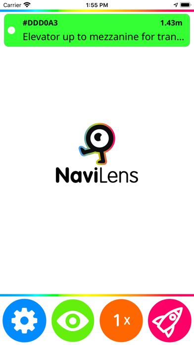 Screen Shot NaviLens 1