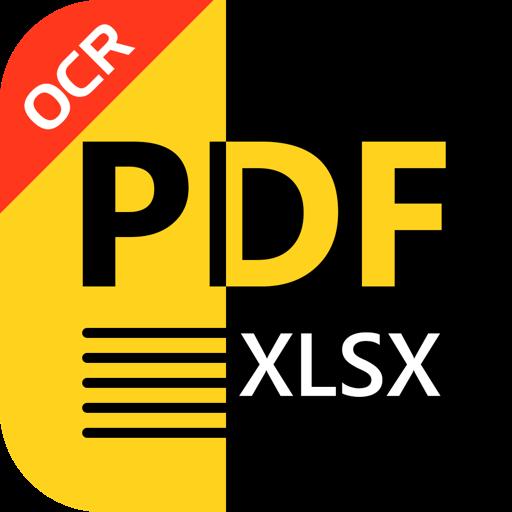 PDF to XLSX Converter - Aisee