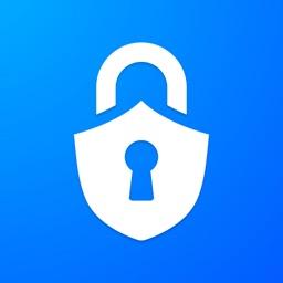 Private Photo Vault - Lock Pic